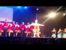 Народный ансамбль Народного танца Узоры. Международный фестиваль Культуры мира, Ганна 2016