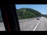 1 мая Сочи зубовский мост 90 метров над уровнем моря