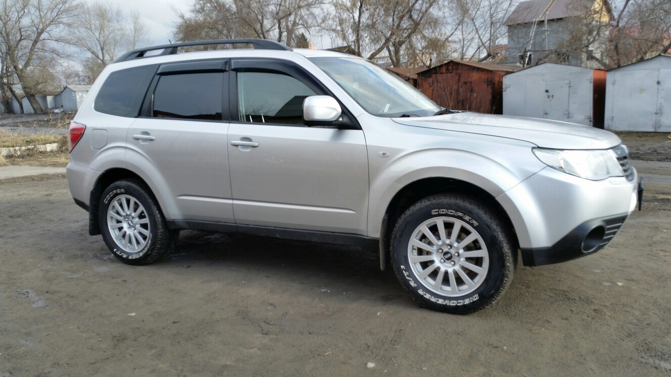 Subaru Forester Off Road >> ('09-'13) Off Road Tire research for SH9 (09-13) (merged ...