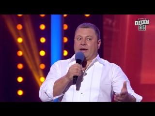 Кличко vs Янукович - реванш на шоу Самый умный - Вечерний Квартал 12.11.2016