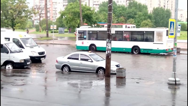 после дождичка у м.Рыбацкое