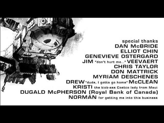MrP's Favorite VGM [184]: Homeworld - Ending Credits Theme