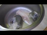 Муж готовит рыбные котлеты / Треска с сейнера / Детей к экрану, срочно :))!!!!