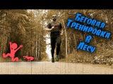 Интервальный Бег - Беговая тренировка в лесу