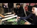 Gangrene In Store Signing At Amoeba Music