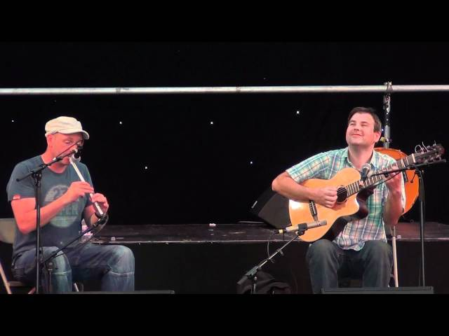 Tim Edey and Mike McGoldrick@Shepley Spring Festival 2012