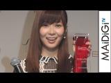 "HKT48指原莉乃が""美ヘア""で受賞!髪色にこだわり 「BEAUTY WEEK AWARD 2016」授賞式"