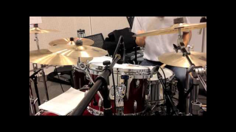 【DrumCover】Gospel of the Throttle 狂奔 Remix Ver.叩いてみた【TV.size】