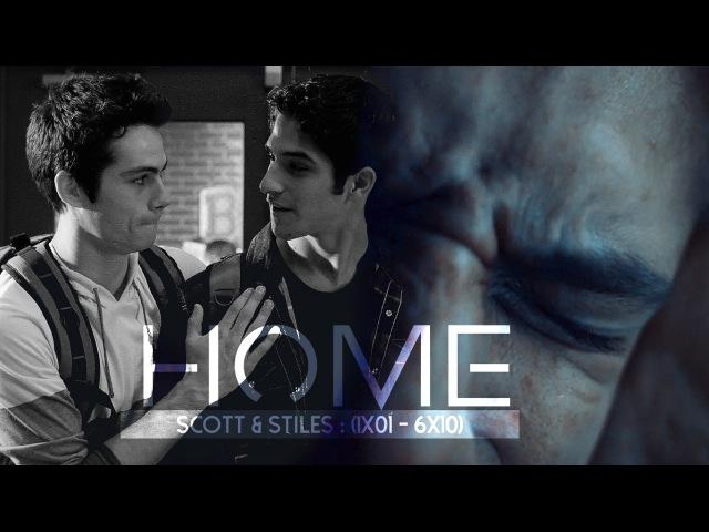 Scott Stiles You're My Home 1x01 6x10