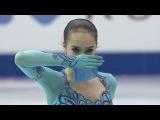 Алина Загитова / Alina Zagitova. World junior 2017, SP 70.58