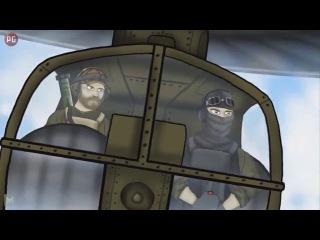 Battlefield Friends | Друзья по Battlefield - 3 сезон, все серии