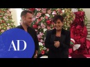 Kris Jenner On Her Kardashian Jenner Family Christmas Holiday Décor Architectural Digest