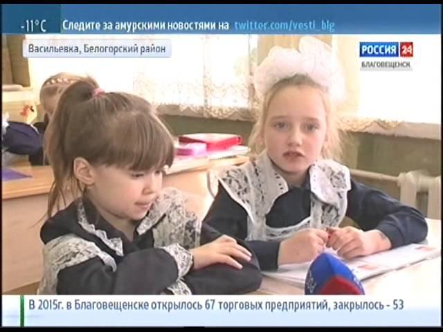 В школе Васильевки подводят первые итоги раздельного обучения мальчиков и дево ...