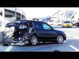 CAR CRASH COMPILATION AND ROAD RAGE #412 (May 2016) (with English subtitles)