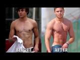 Zac Efron Transformation