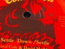 Carol Cole David Madden - SETTLE DOWN settle version