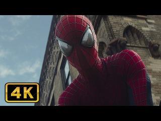 Будние дни Человека-Паука | Новый Человек-паук : Высокое напряжение | 4K ULTRA HD