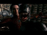 Человек паук против Венома и Песочного человека Часть 1