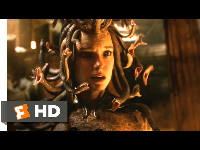 Clash of the Titans (2010) - Medusa's Lair Scene (6/10) | Movieclips