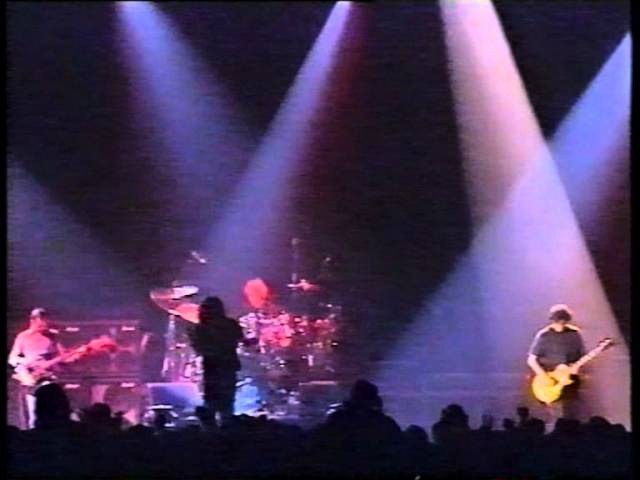 Page and Plant - Zagreb Croatia - Live pro-shot video feed (1998)