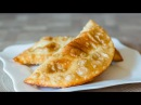 Нежные сочные ЧЕБУРЕКИ Тесто для чебуреков Fried Chebureks Recipe Pasties with Meat