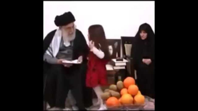 Педофилия в исламе Muslim pedophile cleric kisses 5 year old girl on mouth then asks 'Is it tasty'