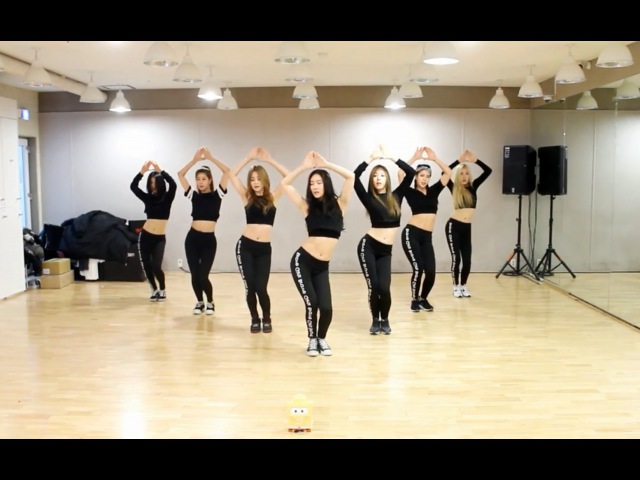 Brave Girls 브레이브걸스 변했어 Deepened Dance Practice Mirrored