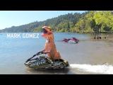 Liquid Militia  T-Rex Steals Jet Ski And Does Insane Tricks With Mark Gomez