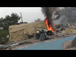 В Красном Кресте обвинили все «стороны конфликта» в обстреле военного госпиталя