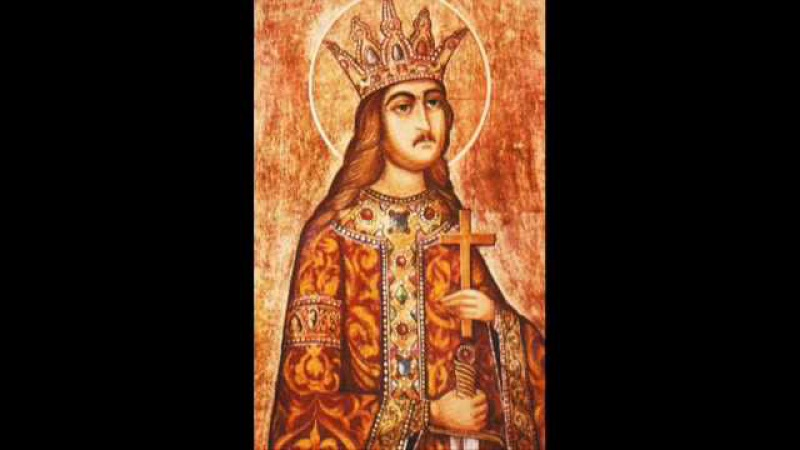 Garda de Fier - Ştefan cel Mare, Domn al Moldovei!