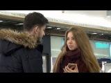 Не знаешь о чем говорить с девушкой Подойди и скажи ей об этом! Пикап советы Men's University