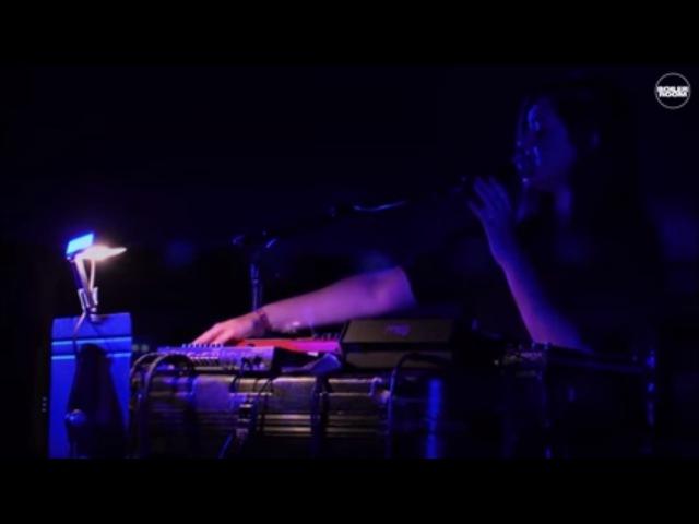 Julianna Barwick Boiler Room x FORM Arcosanti Live Set