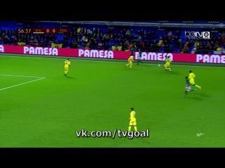 Вильярреал 0-1 Толедо | Вилья