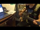 VIRTUOZO Feodor Dosumov Strings Test - Furious Funk Fusion Lick 1