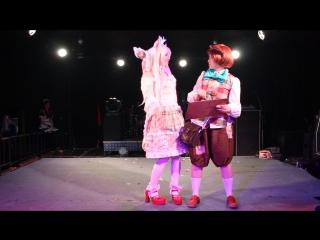 Сёстры Тамагочи: Ёру и Гара - Неко-Лоли, Коты Аристократы - Cosplay Rush vol.15