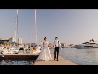 Свадьба Андрея и его Любви 07.10.2016