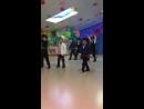 танец Джентльмены