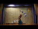 ТАНЦЕВАЛЬНЫЙ ЦЕНТР FAVORIT_Дорошенко Валерия_танец живота соло_пои_тренер Андрейко Инна