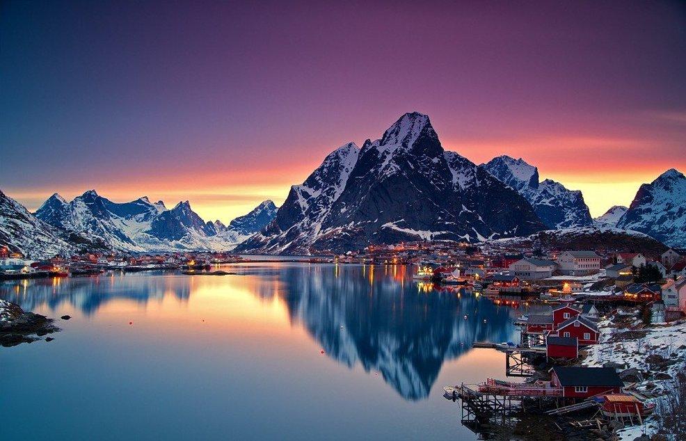 Роскошные пейзажи Норвегии - Страница 37 Q2VM7Ttd3qU