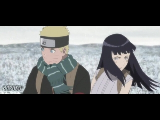 Русский Аниме Реп про Наруто и Хинату ¦ AMV Naruto and Hinata Rap 2016