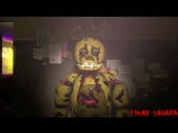 Springtrap play Geometry Dash 2.0 [SFM FNAF] - YouTube [720p]