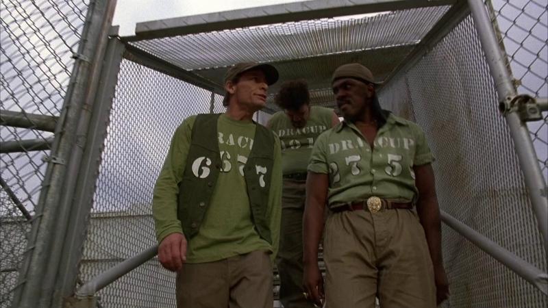 Эрнест идет в тюрьму / Ernest Goes to Jail. - комедия, криминал./Fps.30/16:9/HD-720.p