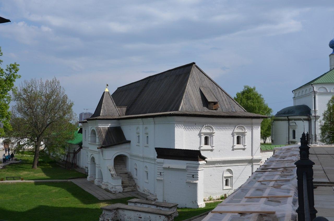 JzcCSUEUoKw Рязань - город воспетый в былинах.