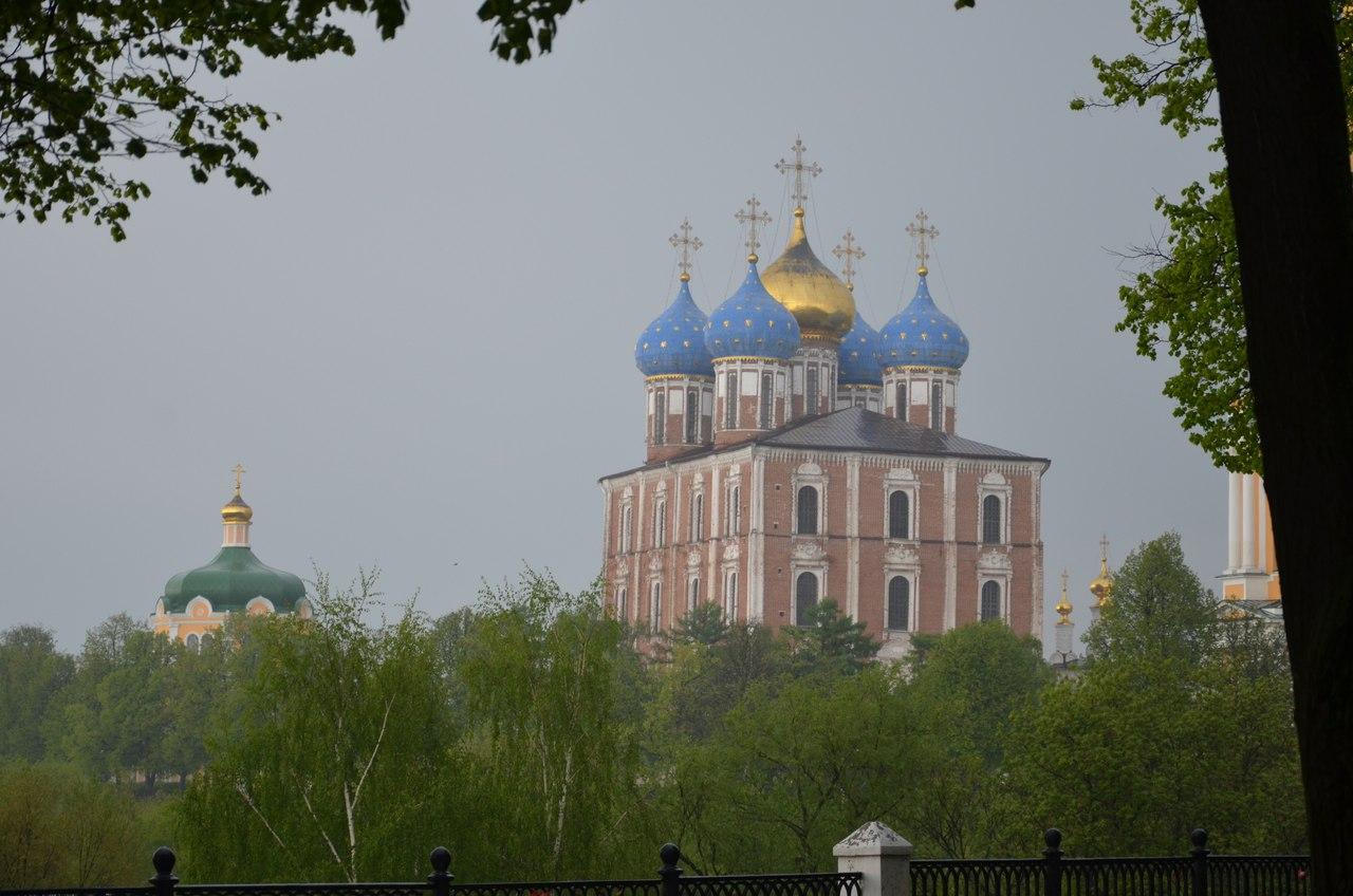 bX5JUhNOMqo Рязань - город воспетый в былинах.