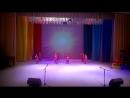 Китайский танец с бубнами. Танцевальная группа Апельсин 07.04.2017