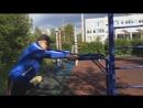 LEVEL UP STREET WORKOUT Denis DZ Zhurenkov Evgeniy 'ZhekaBass' Basov