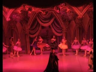 На сцене Дома Культуры «Протон» состоялась балетная постановка «Спящая красавица»