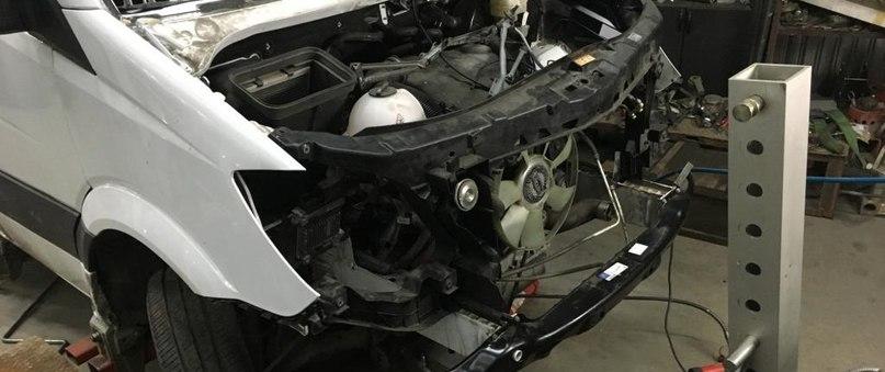 Ремонт Mercedes Sprinter