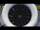 Firing Up the First GE9X Engine 1