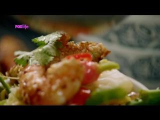 Обеды за 15 минут с Джейми Оливером - 1 сезон 16 серия